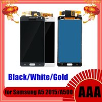 2019 Original Lcd For Samsung Galaxy A5 2015 Mobile Phone LCD
