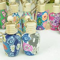 15 ml Ballon Leere Parfüm Flaschen Nachfüllbare Flasche Zerstäuber Spray Polymer Clay Spray Pumpenkoffer Reise Tragbare Mischfarbe