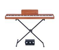 Piano électronique portable Home Piano 88 Touche Performance professionnelle de débutant