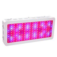 600W 800W 1000W 1200W 1500W 1600W 1800W 2000W doppio del circuito integrato del LED coltiva la luce spettro completo rosso / blu / UV / IR Per Indoor Plant