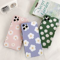 For Iphone 11 Pro Xs Max Xr Phone Case Small Flowers 7 8 X P...