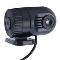 سيارة DVR DVR DVRS مصغرة فيديو مسجل HD 720P المركبات السفر كاميرا الفيديو كاميرا Dashboard كاميرا 140 درجة عدسة واسعة مع G-SEN