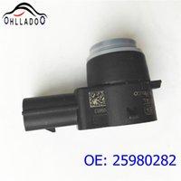 Auto Parts 25980282 PDC Capteur de stationnement capteur de distance pour le contrôle Buick Cruze C hevrolet G M Radar voiture Dector de haute qualité