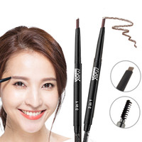 1PC Double Head Natural Long Lasting Paint Tattoo Eyebrow Wa...