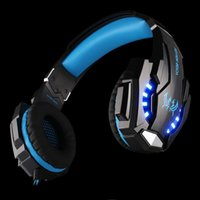 G9000 game headset mobile phone eat chicken wired control he...