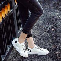 Yeni Moda Düz Platformu Kadın Lace Up Öğrenci Rahat Ayakkabılar Kadın İngiliz Kadın Koşu Ayakkabıları Zapatos Mujer Grapara Satış