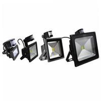 옥외지도 된 운동 측정기 홍수 빛, PIR 감응 작용 램프, 지적인 빛, 탐지적인 감각 램프 LED 투광 램프 조경 빛