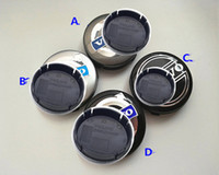 4 STÜCKE FORVOL-VO RAD HUB CAP CENTER COVER 64MM ABS HUB CAP logo abdeckung