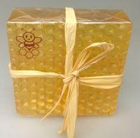 Miele Handmade Soap Idratante mano pulita cura di miele naturale Handmade Soap Skin Care Oil Control Savon