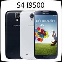 Original recondicionado Samsung Galaxy S4 Quad Core I9500 2G Ram 16G ROM Android 5.0 Smartphone desbloqueado