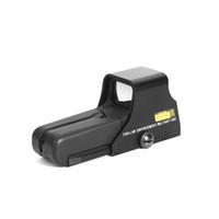 Tactical Outdoor Caccia fucile rosso Green Dot Sight Sight Sight Hunting con Riflex reflex olografico da 20 mm Sight Riflescope