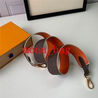 2021 نماذج العلامة التجارية الأزياء حزام الكتف واسعة رسول حقيبة كاميرا حقائب اليد الأشرطة الأجهزة الأصلية 12 ألوان 90 سنتيمتر مع مربع 03