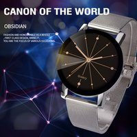 Electronic Watch Casual Watches Quartz Buckle Clasp Watch Gl...