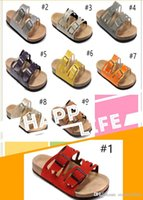 2019 Women and man Beach Slippers smooth sandals fashion wom...