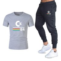 Quality Men' s Sets Summer Hot Sale Commodore 64 T Shirt...