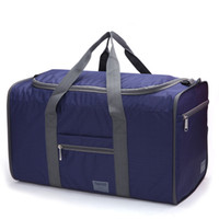 Мужчины нейлон путешествия сумка водонепроницаемый складной нести вещевой мешок женщин камера хранения сумка Weekender сумка сумки Сумки
