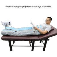 Corpo de máquina de emagrecimento moldar pressoterapia, bom efeito desintoxicar máquina de pressoterapia para venda, máquina de drenagem linfática Pressoterapia