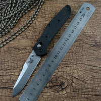 940 OSBORNE Axis Survival Pocket Knife Carbon Fiber handle D...