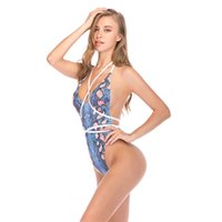 Novo Plus Size Com Decote Em V de Uma Peça-Ternos Mulher Esportes Aquáticos Swimwear Banded impressão de cobra sexy backless Praia Esporte Swimsuit Desgaste
