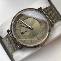 20ss Designer Wristwatch mens Watch 42mm Minimalist Silver G...