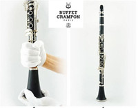 Francese Buffet Crampon R13 clarinetto 17 Chiavi bachelite Silver Key Clarinet con il caso Accessori suonare strumenti musicali libera il trasporto