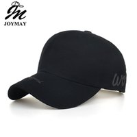 Joymay Brand Caps Spring Fashion leisure style embroidery Wo...