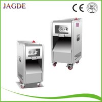 Die Elektrofleischschneidemaschine kommerzielle Slicer Drahtschneider Fleisch Vollautomatische Schleifmaschine in Scheiben geschnitten Fleisch Zerteilen Maschine zu verkaufen