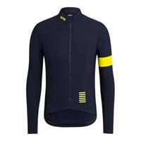 2021 جديد حار بيع رافا فريق الرجال الدراجات طويلة الأكمام جيرسي الدراجات الملابس تنفس الدراجة الجبلية قميص في الهواء الطلق الرياضية S21012877