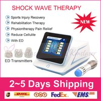 Portable low intensity RSWT urology shock wave machine ED er...