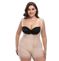Women shapewear Underwear Bodysuits Bandage Shaper Corset body shaper waist trainer Control Pants with high quality