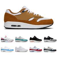 Nike Air Max 1 2019 Zapatillas De Running 87 Hombres Mujeres
