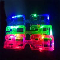 Helle grelle Gläser LED Lumineszenz-Schauspiele Halloween-Weihnachtsjahrestreffen-Stab KTV rote grüne Dekoration Neue Ankunft 2 08mw L1