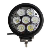 8PCS DC10-30V 70W CREE LED ARBETE LIGHT CAR Light Dim Drive Light för bil motorcykel gaffeltruck