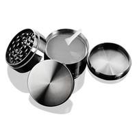 Encuentra Molinillos de Fumadores similares Hierbas Metal Ginder 4 Capa Hierba Molinillo para Tabaco Para Fumar Zicn Aleación CNC Dientes Coloridos Grinders