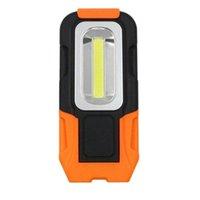 Lanternes portables LED Lampe de travail Multi-Use COB Lumière d'inondation Strong Nettic Adsorption