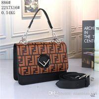 2bf4bb6b0080f 2019d7njHot Marka Yeni Yüksek Kalite Zincir omuz moda çanta Rahat moda çanta  saçaklı dekorasyon tek omuz
