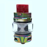 MOQ 1 개 드립 팁 코브라 뱀 피부 수지 플라스틱 마우스 피스 맞춤 TFV8 아기 V2, 스틱 V9 최대, TFV16