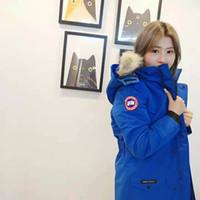 Chaqueta de montaña Baltoro Invierno blanco azul de abajo de la chaqueta mujeres de los hombres de invierno abrigo de plumas cálido abrigo de AO-6425876