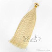 """VMAE Nano anello 0.5g / strand 100s regina dei capelli disegnata doppio 18 """"a 30"""" 50g Nano estensioni dei Capelli lisci Hairpiece VMAE capelli"""