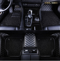 Tapis de plancher de voiture pour Mercedes Benz Viano A B C E G S R V W204 W205 E W211 W212 W213 S CLASS CLA GLC ML GLA GLAN GLK CAR-TAPOPET