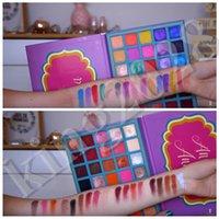Dropshipping 2020 di trucco di bellezza Anna 35colors dell'ombretto Palette 35 opaco shimmer belle tonalità Cosmetics ePacket il trasporto