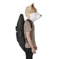 Maxfind durável conveniente portátil skateboard skate capa longboard carregando mochila carregam saco