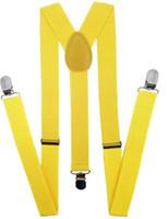 الحمالات للاطفال البدلة الشريط حزام قابل للتعديل الحمالة للبنات بنين طفل الطفل مطاطا Y-العودة تصميم مع معدن قوي كليب الملونة