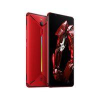 """الأصلي zte النوبة الأحمر ماجيك المريخ 4G LTE الهاتف الخليوي الألعاب 8 جيجابايت RAM 128GB ROM Snapdragon 845 Octa Core Android 6.0 """"شاشة LCD 16.0MP بصمة الهواتف المحمولة"""