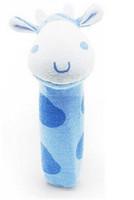 Фаршированная Handbells младенца Симпатичные трещоток мультфильм игрушки Животные Squeaker Бар Рука плюшевые куклы кукольный День рождения Подарки
