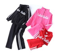 Boys Clothes Girls Clothing Children Tracksuit kids designer...