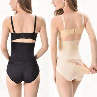 여성 높은 허리 쉐이핑 팬티 패션 통기성 몸 셰이퍼를 체중을 줄이는 식사는 속옷 팬티 쉐이퍼 4styles RRA1329