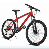 Mountain Bike Bicycle 26 Inch 27 Speed Fat Bike Aluminum All...
