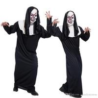 Halloween Maskerade Männer gestorben Filmschrei Ghost GOTT KLEIDUNG LEISTUNG KLEIDUNG TOD GESCHMETZT HAUSE KLEID DIE MASK