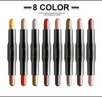 Eyeshadow Stick Double Head Long lasting and Waterproof Eye ...